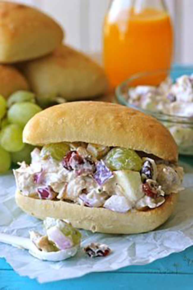 Image Result For How To Make Chicken Salada