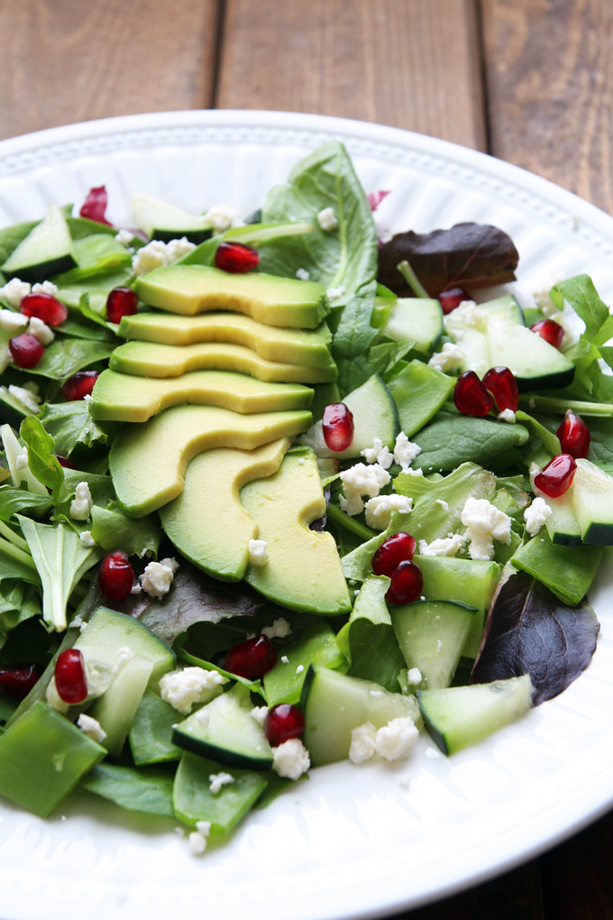 15 Winter Salad Recipes My Life And Kids