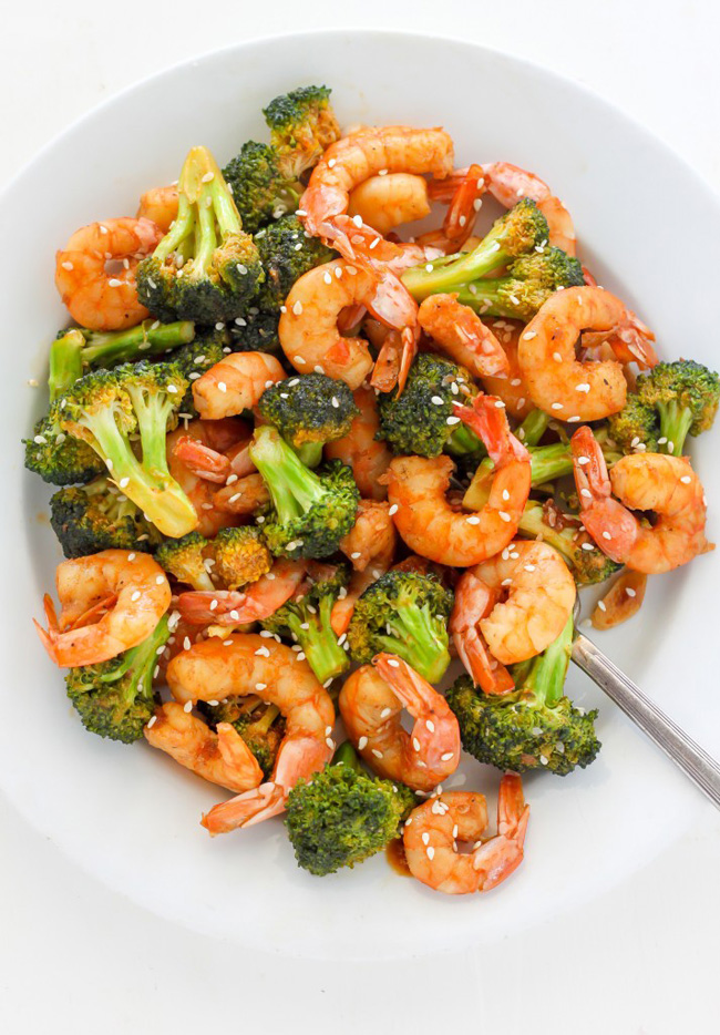 healthy-20-minutes-shrimp-broccoli