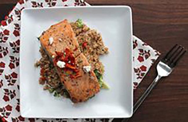 herbed-salmon-with-broccoli-bulgur-pilaf-copy