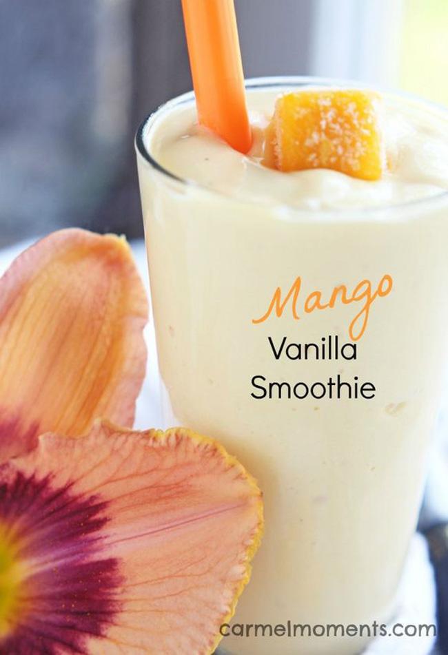 mango-vanilla-smoothie