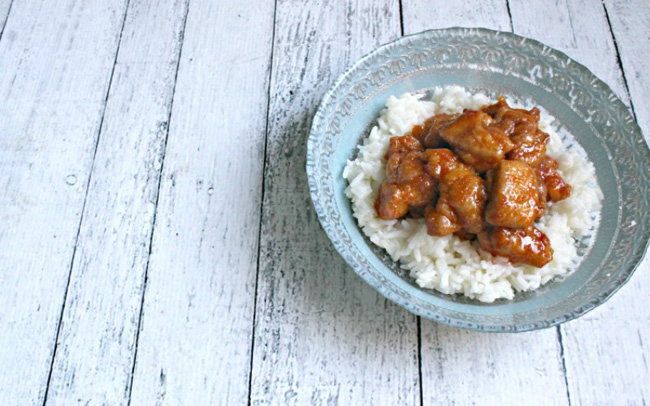 Paleo Honey Sriracha Chicken – – Paleo Honey Sriracha Chicken ...