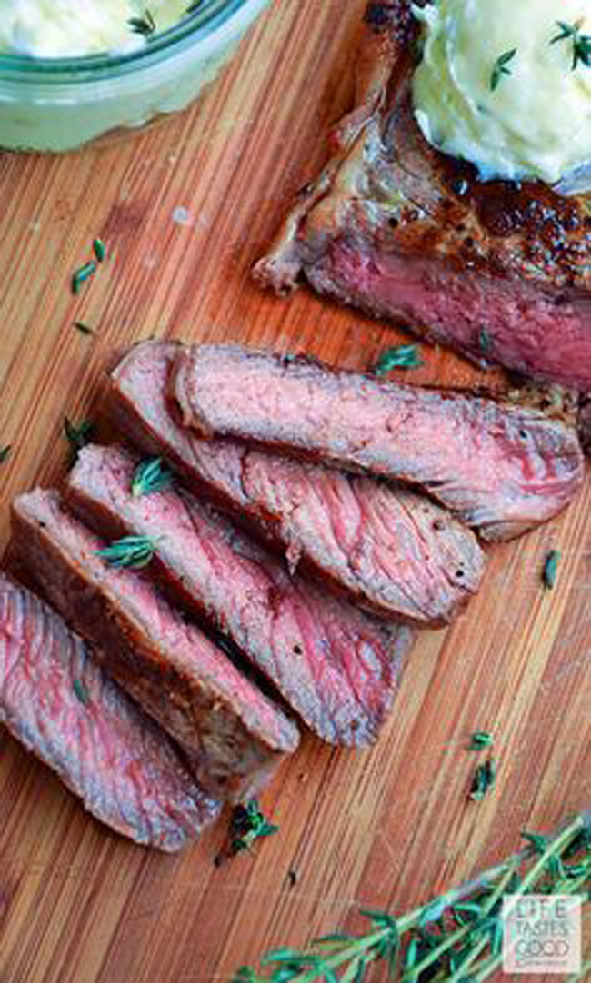 pan-seared-steak-with-garlic-butter