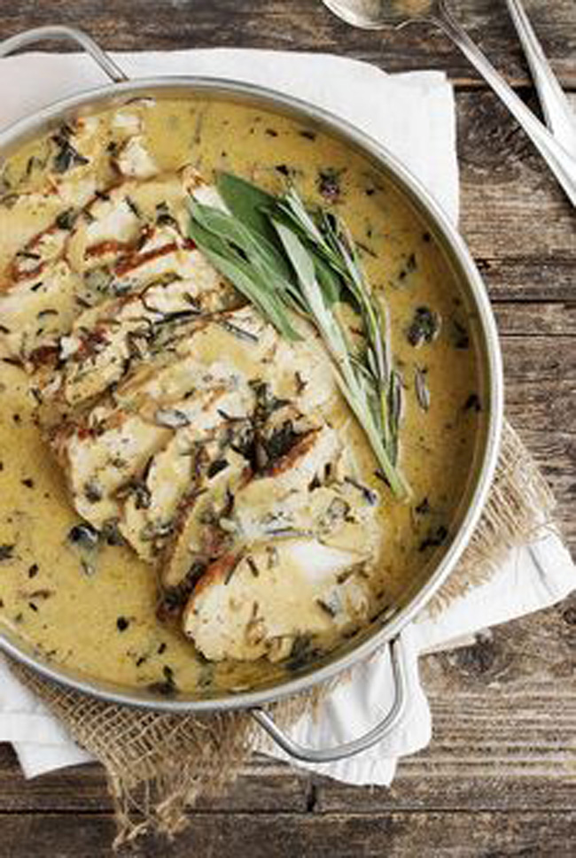 pork-loin-with-wine-and-herb-gravy