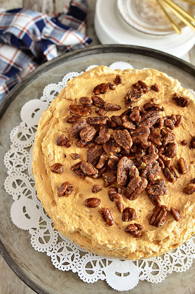 pumpkin-fluff-icebox-cake