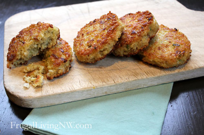 quinoa-patties