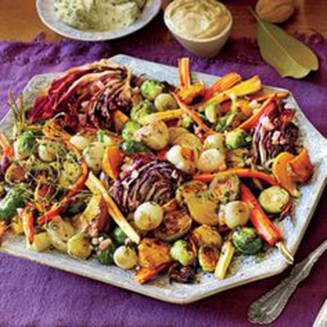roasted-vegetable-salad-with-apple-cider-vinaigrette