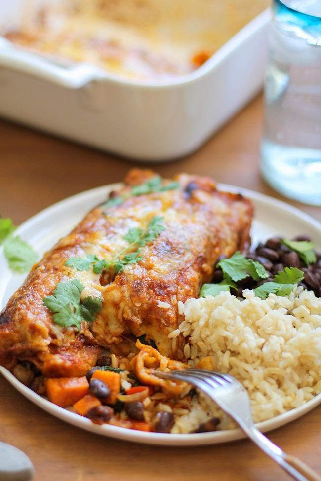 small-batch-vegetarian-enchiladas