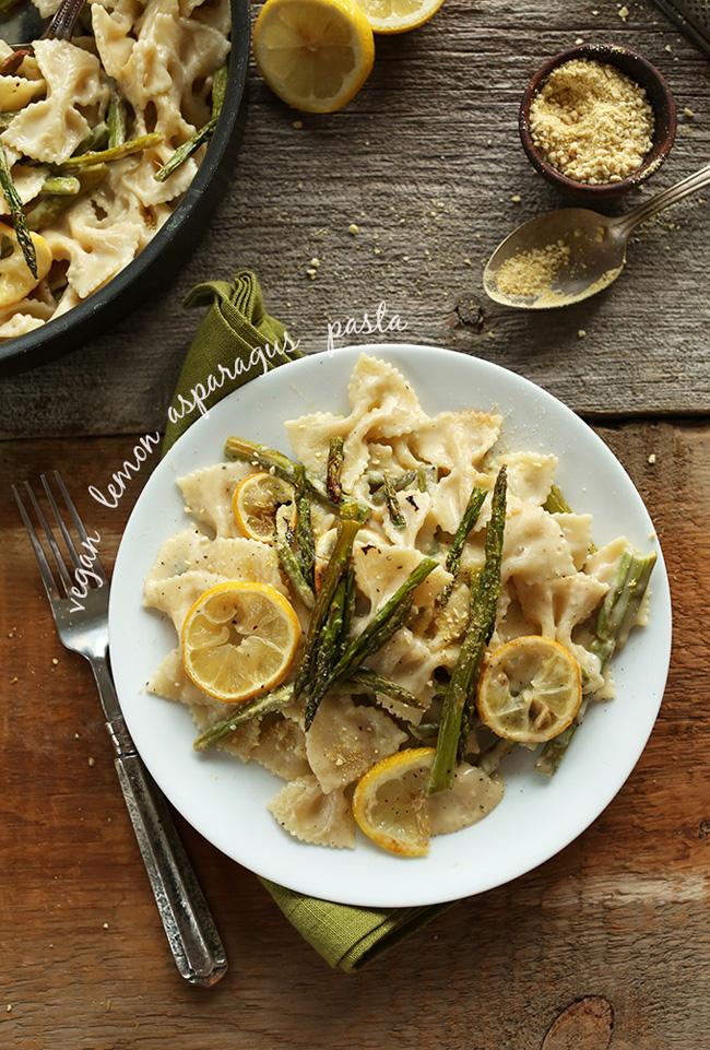 vegan-lemon-asparagus-pasta