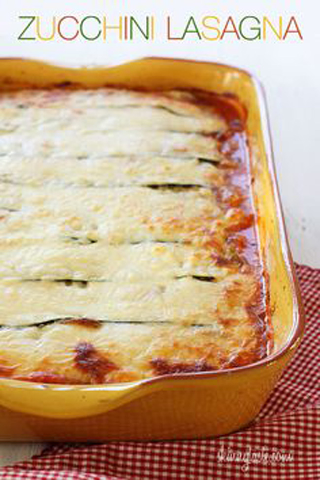 Easy Vegetable Lasagna Recipe Food Network