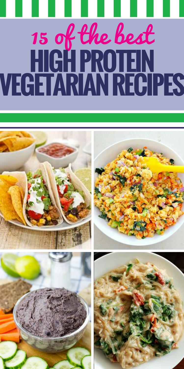 15 high protein vegetarian recipes my life and kids 15 high protein vegetarian recipes forumfinder Gallery
