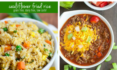 15 Low Carb Recipes for Dinner. You can still have chicken with rich sauce and even breads with dinner, even if you're trying your best to keep your meal low-carb and healthy. Some of these are even made in the crockpot - so simple.