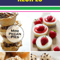 15 Mini Dessert Recipes. As cute as they are delicious, mini desserts are the perfect after dinner treat. Key lime pie mousse cups, tiny cheesecake, apple streusel bars, bitty coffee cake - you'll want to make all these bite sized morsels.