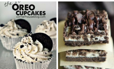 15 Oreo Dessert Recipes. Let us show your 15 ways to work your favorite cookie into cake recipes, bars, cheesecake, pie crust and more. Be sure to save a few to dip in your milk.