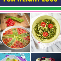 15 Paleo Recipes for Weight Loss. A paleo diet is one part of your healthy lifestyle, but you want to make sure you're eating clean and losing weight? These good-for-you foods for everything from breakfast to dinner will complement your paleo diet and your waistline.