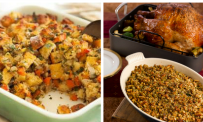 15 Thanksgiving Stuffing Recipes. Nothing pairs with your turkey dinner like stuffing, and we have some of the most delicious and unique versions around. From classic corn bread stuffing to one featuring apple and sausage, there's something for every holiday table.