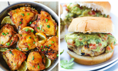 15 Weeknight Dinner Recipes. Time is often short when you're trying to cook a healthy meal on weeknights, but we've found 15 great recipes you'll work into your rotation for sure - and you'll want to eat that barbeque chicken bake for lunch the next day, IF there are any leftovers.