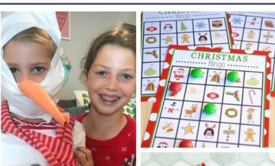If you're in charge of planning the Christmas or Winter party for school, you'll love these 30 DIY Christmas games for kids and for adults. Whether you are planning a preschool party or need something for tweens and tweens, these games are perfect for all ages. (And I included Christmas Minute to Win It games too!)