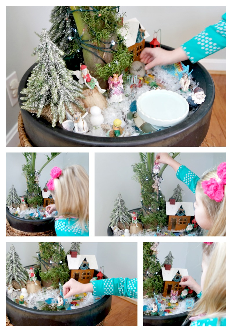 playing-with-fairy-garden