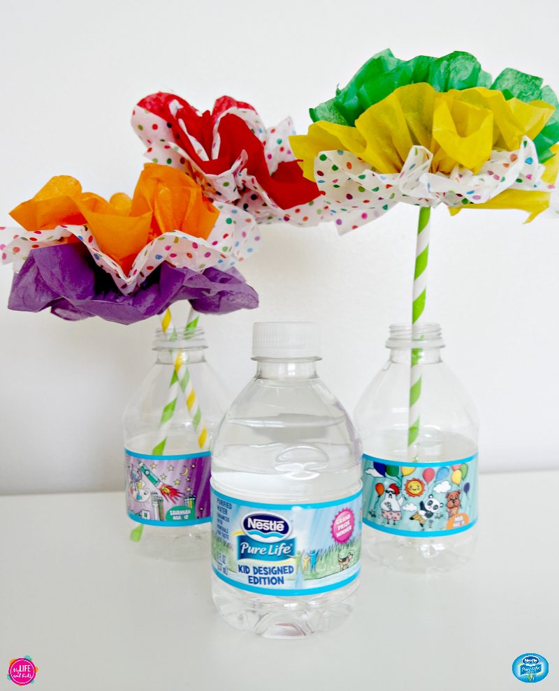 Simple diy paper flowers my life and kids simply follow the steps below to learn how to make each type of flower and then start creating mightylinksfo