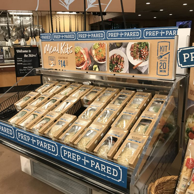 Kroger Near Me >> Introducing Prep+Pared - Your Dinnertime Hack - My Life and Kids