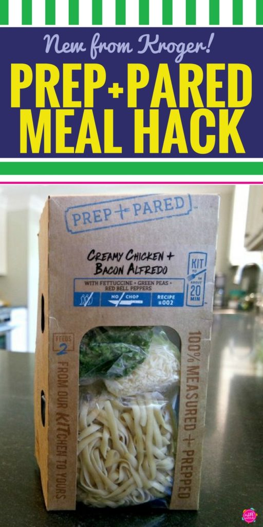 Prep+Pared is the perfect dinner hack. Grab it at your local Kroger store, and you have everything you need to make a delicious meal in 10 to 20 minutes - no cutting boards needed. sponsored
