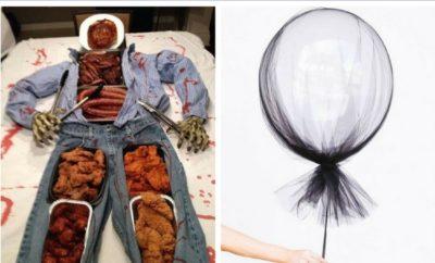 Diy Halloween Party Decor Ideas My Life And Kids