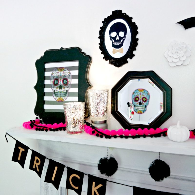 Dollar Store Halloween Decorations Diy