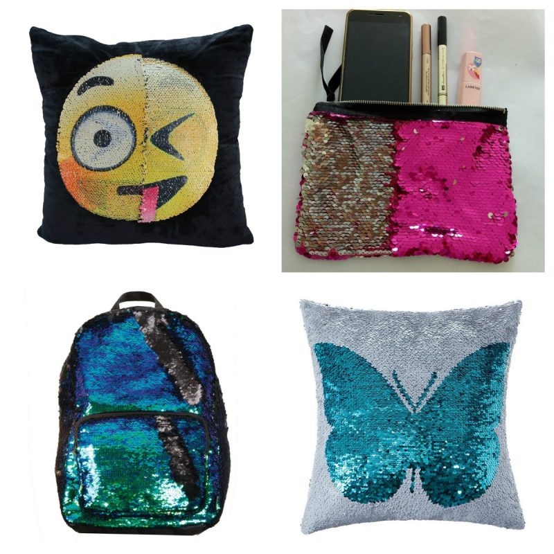 Mermaid Sequin Gift Ideas For Teens Tweens And Toddlers