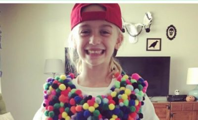 Looking for a DIY Halloween costume to make with your kids? This DIY Gumball Machine costume could not be easier to make (and it's cheap to make too!) Whether you make it for your toddler, your tween, your teen (or even yourself), have fun with this gumball Halloween costume.