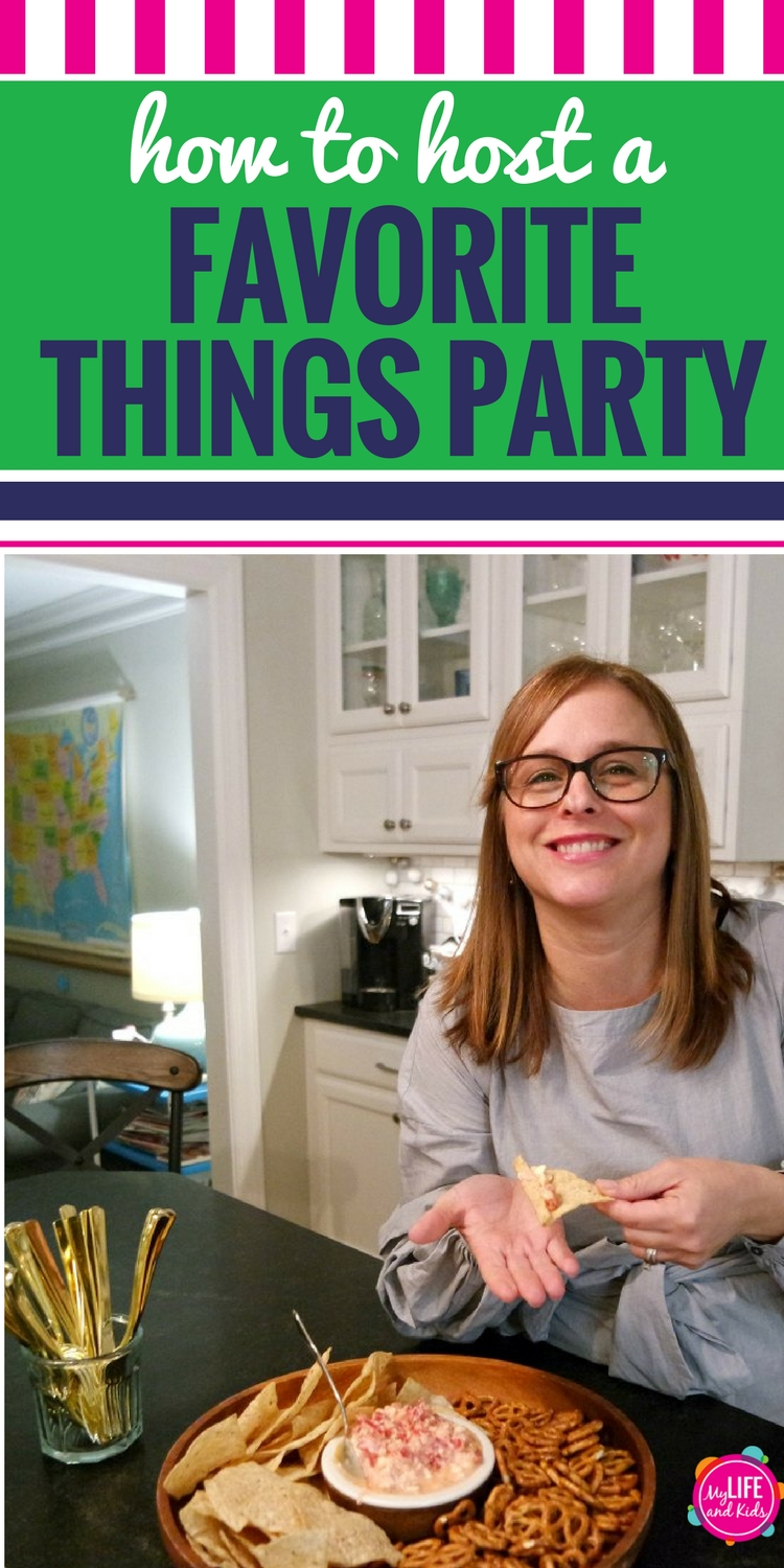 Do you love hosting parties? A favorite things party is a super fun party theme that your friends will love. Whether you're hosting for the holidays, or thinking about throwing a Favorite things party in the summer, your friends and family will love being invited. From food to