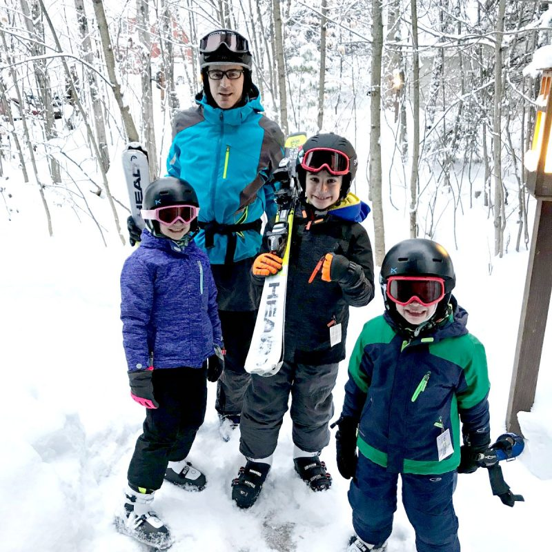 ab68b9bc9aee Taking the Kids Skiing  The Gear to Buy and to Rent - My Life and Kids
