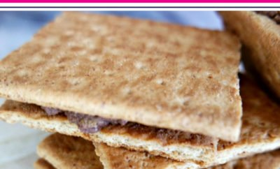 Made with graham crackers and yogurt, these frozen yogurt sandwiches could not be any easier to make or any more delicious. My kids are obsessed with them, and we've actually had to hide them from my husband so that he saves some for the rest of us. If you get tired of your kids always asking what's for dessert, this frozen yogurt sandwich recipe is your answer! You're welcome. #desserts #anytimedessert #snacks #yogurt #frozenyogurt #icecreamsandwich #yum #kids #easyrecipe