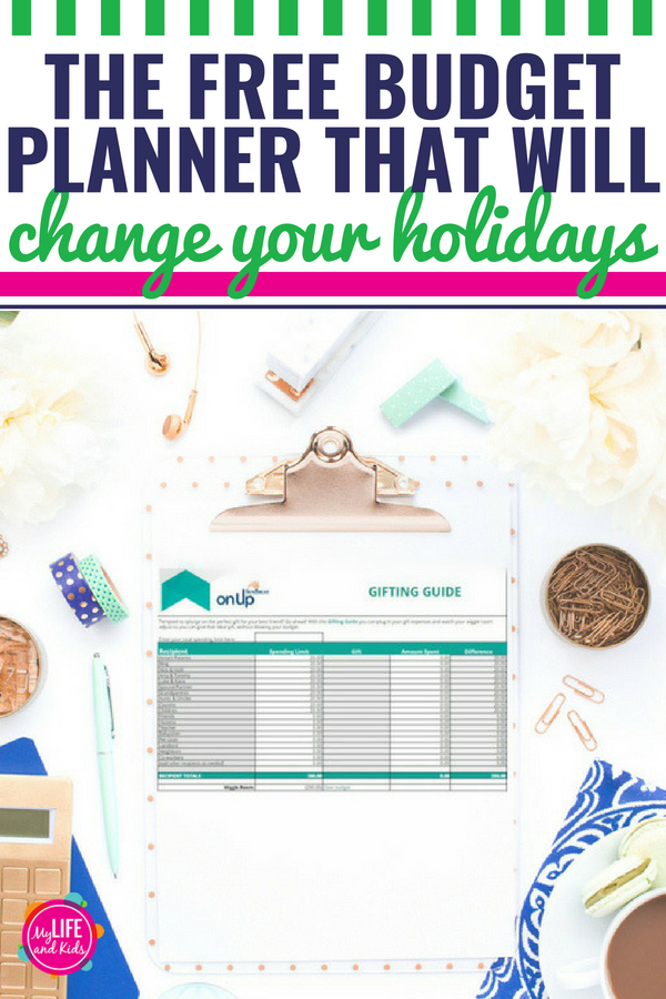 If you tend to overspend during the holidays, this free budget planner spreadsheet will completely change your Christmas season. Full of tips for saving money and even offering a template for giving gifts and tracking your expenses (hello Christmas decor!), you will love this savings plan guide. Perfect for families, use this template and worksheet as your holiday planner, and you will have no problem staying on budget! #Christmas #budget #savings #planner #printable #spreadsheet #gifts