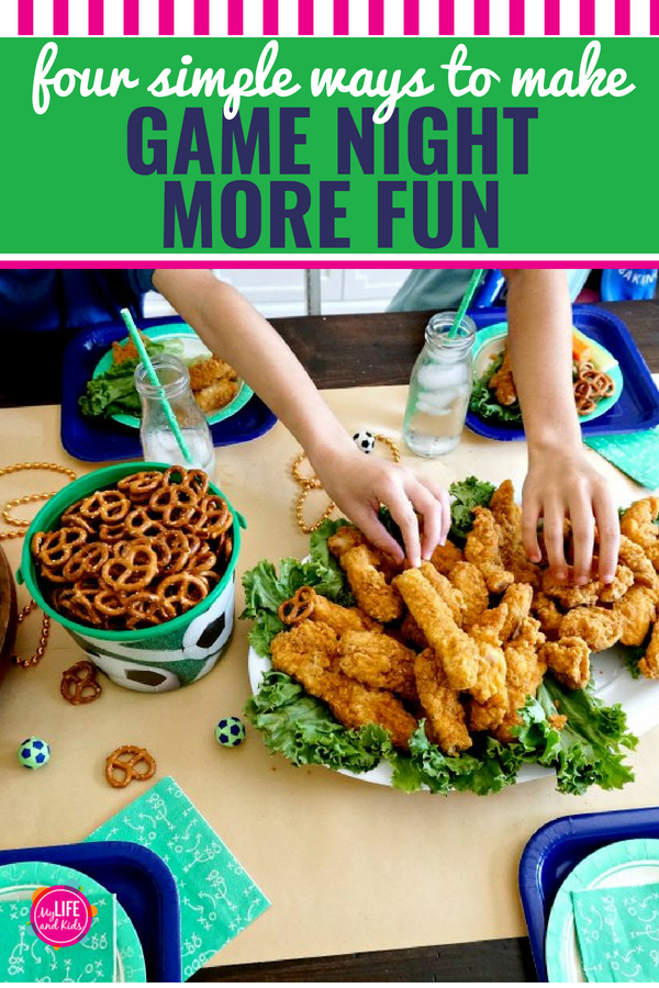 #ad Whether you're heading to a little league game, a semi-professional soccer game or having neighbors over to watch the big football game, I'm sharing four tips to help you celebrate game time with quick and easy meals. Click here for all the fun details. #gamenight #fall #biggame #superfan #soccer #football