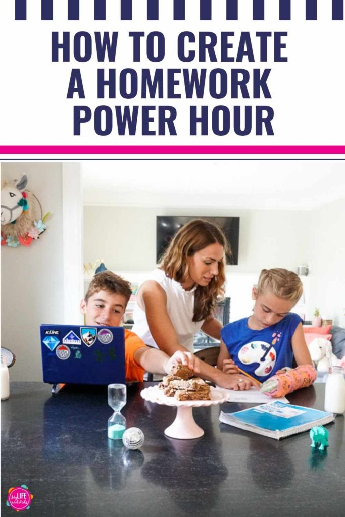How to Create a Homework Power Hour