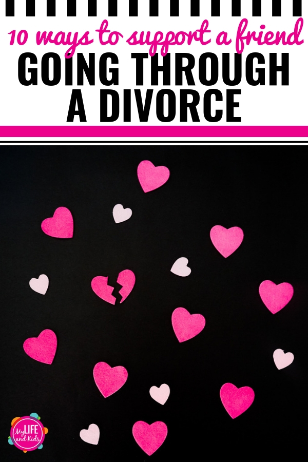 Looking for advice on how to support a friend going through a divorce? You're in the right place! These tips for women on surviving and thriving in life after divorce will help you support your friends and their kids. And yes - there are lots of tips, humor and even some party ideas (oh, and don't forget about the tattoo)! #ad #PureRomance #DoLifeDifferent