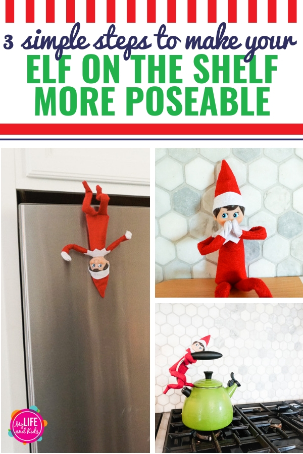 If you want to have the greatest Elf on the Shelf EVER, then this post is for you. Not only will I walk you through how to make your elf more poseable (using wire, velcro and magnets) without sewing a thing, I'm also going to give you ideas for his arrival as well as his goodbye and everything inbetween - including printables, easy and creative ways for him to get into mischief as well as what do do when you just can't do Elf on the Shelf one more day (we've all been there). If you have toddlers, older kids or are looking for ideas for your classroom, this post is for you!