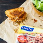 oncor lasagna grilled cheese