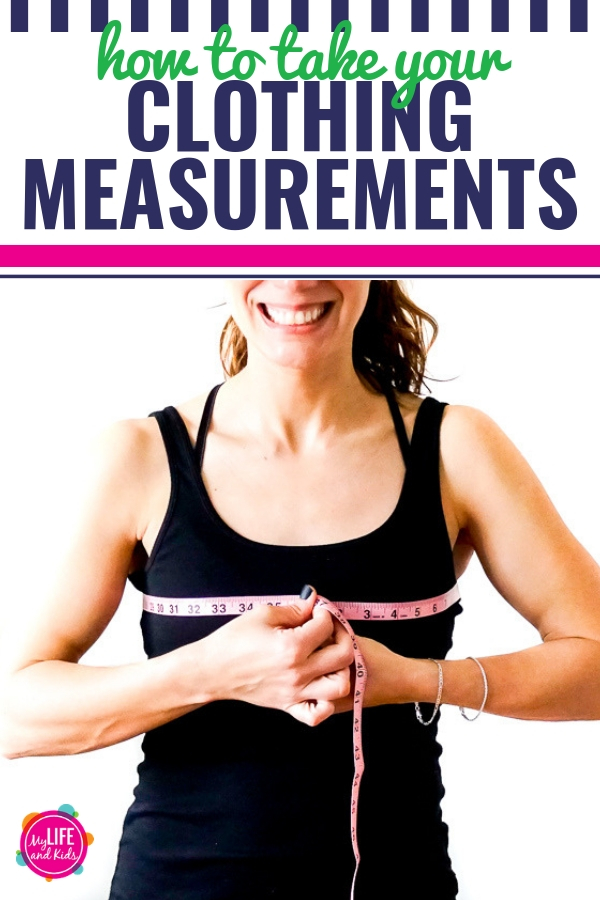 How to Take Your Clothing Measurements for Amazon