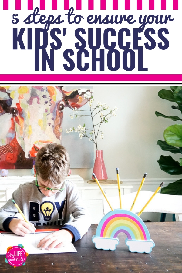 Five Steps My Husband And I Are Taking to Ensure Our Kids' Success in School