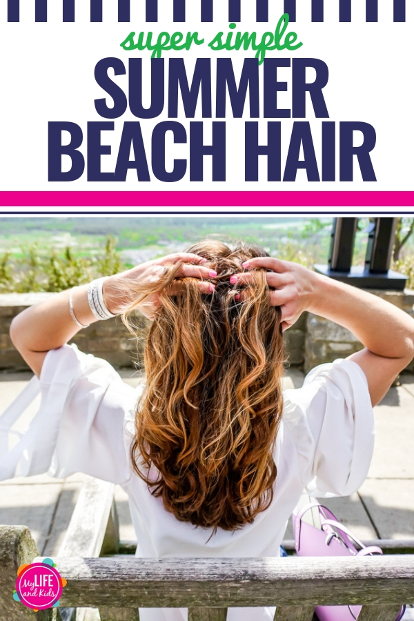How to Have Summer Beach Hair Without Going to the Beach