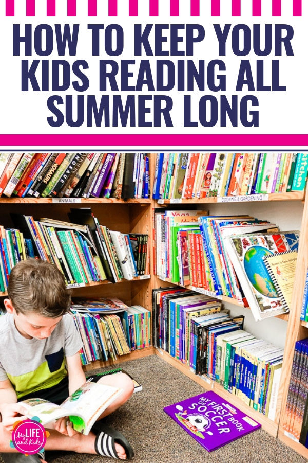 Our Favorite Books for Kids in Elementary School + A Summer Reading Program Your Kids Will Love