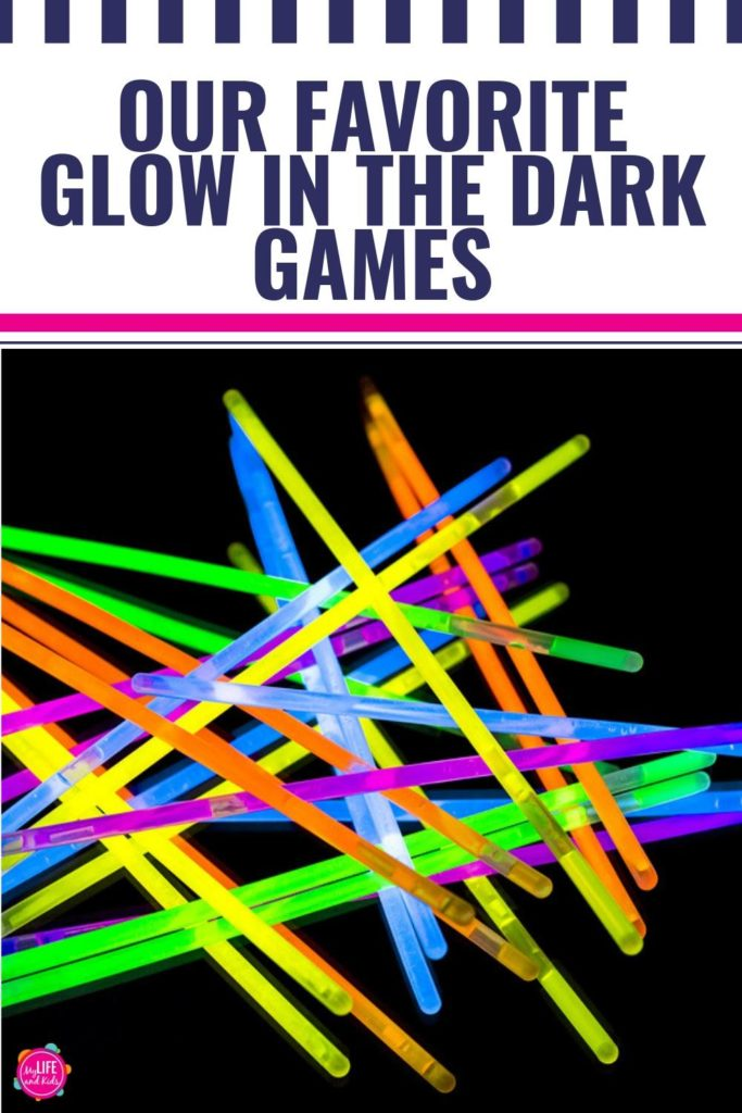 Our Favorite Glow in the Dark Games