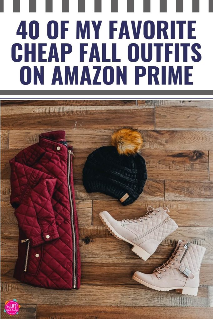 My Favorite Cheap Fall Clothes and Outfits from Amazon Prime